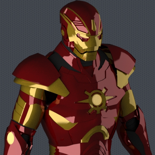 Godkiller Armor - Marvel Now