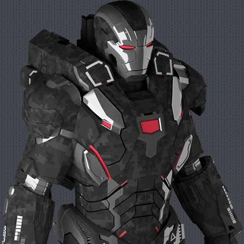 War Machine Mark 004
